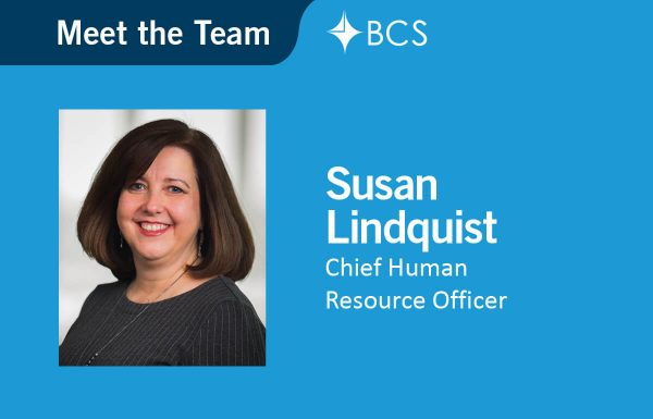Susan Lindquist - Chief Human Resources Officer