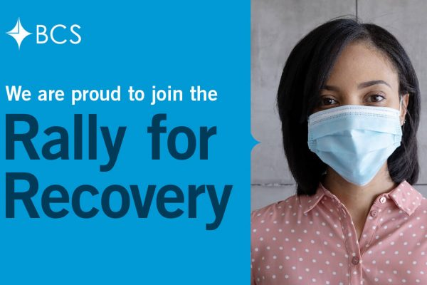 BCS Joins Rally for Recovery