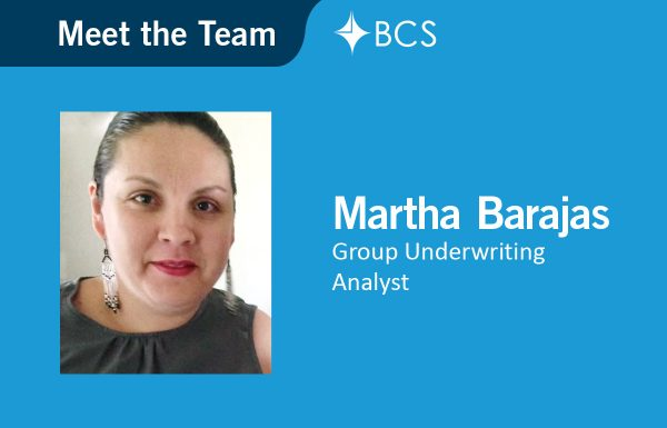 Meet the Team Martha Barajas